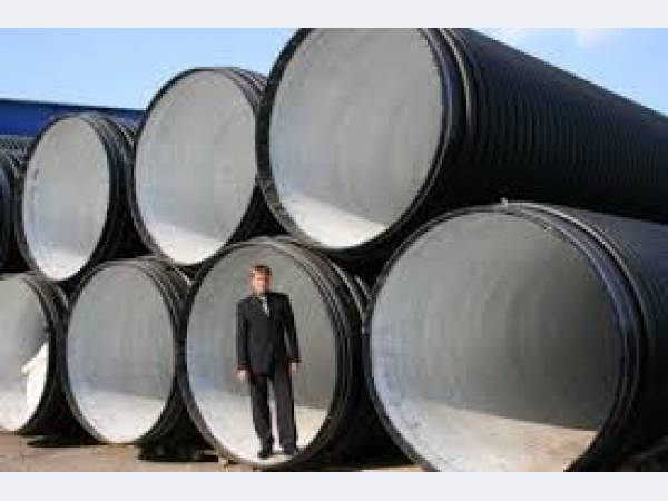 В Воронеже запущено производство труб большого диаметра