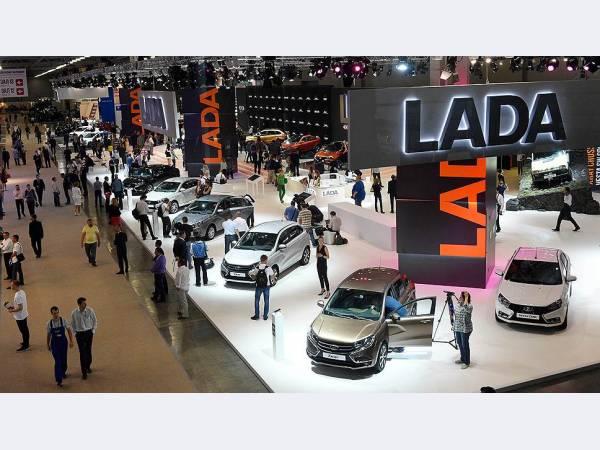 АвтоВАЗ нарастил объемы продаж