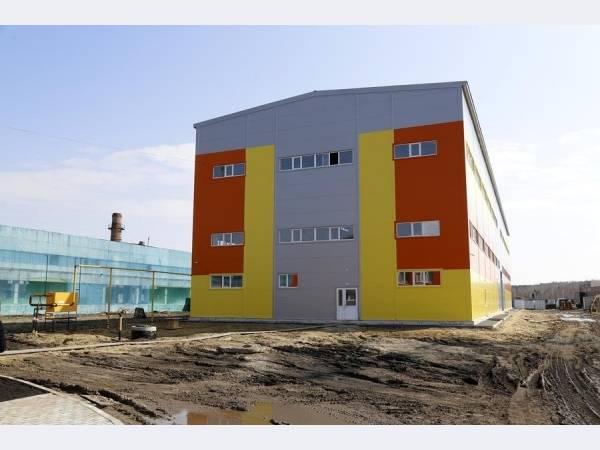 В Курганской области заработал завод буровых установок