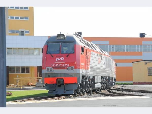 Установочную серию магистральных грузовых тепловозов БМЗ увеличили до 400 единиц