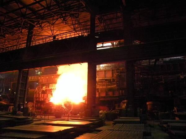 На Омутнинском МЗ обновляют технологическое оборудование