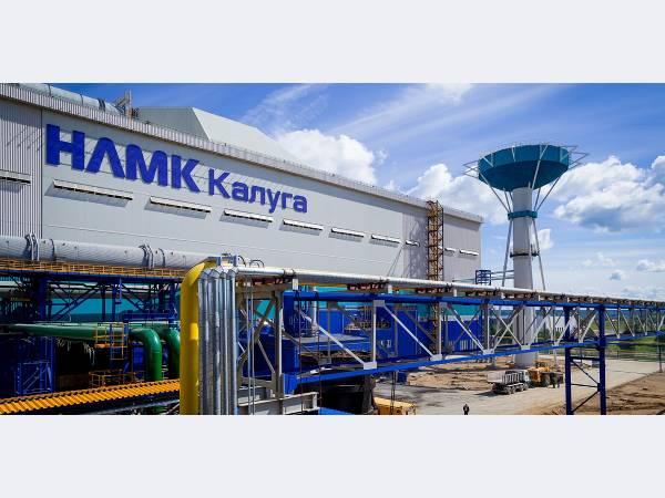 НЛМК-Калуга снижает энергопотребление