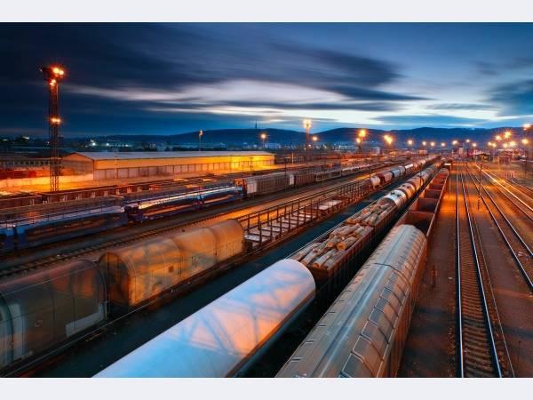 Объем погрузки со станций ЗабЖД в феврале 2018 года вырос на 2,5%