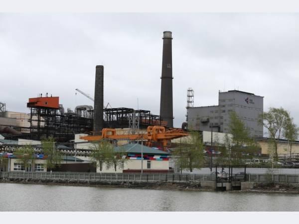 Завод Карабашмедь приступил к демонтажу старых конвертеров