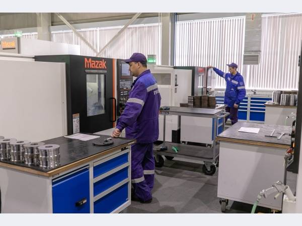 В Тюменской области в 2020 г. запустят производство металлоконструкций мощностью 8,6 тыс. т