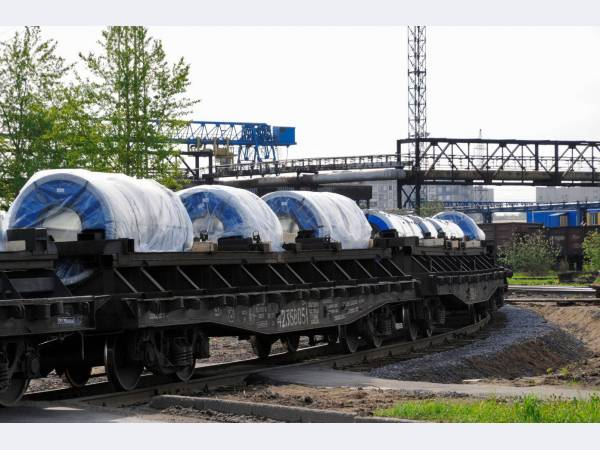 Северсталь развивает контейнерные перевозки