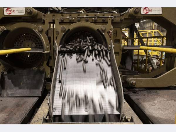 Группа НЛМК запускает новое производство на вторичных ресурсах