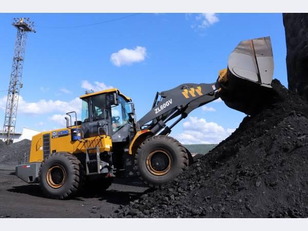 Распадская угольная компания обновляет парк специализированной техники