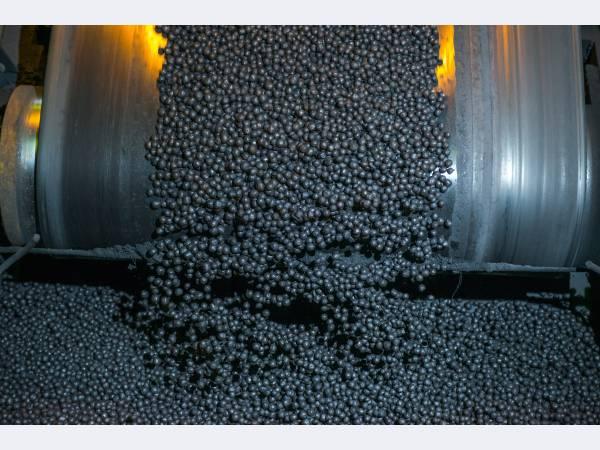 Михайловский ГОК начал опытное производство премиальных окатышей под металлизацию