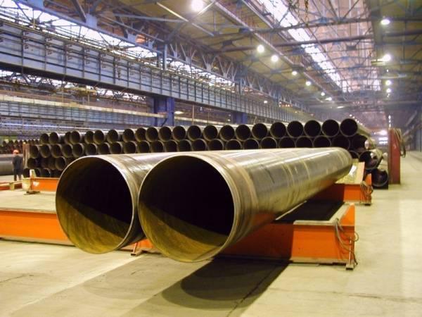 ТМК снизила объем отгрузки труб в первом полугодии