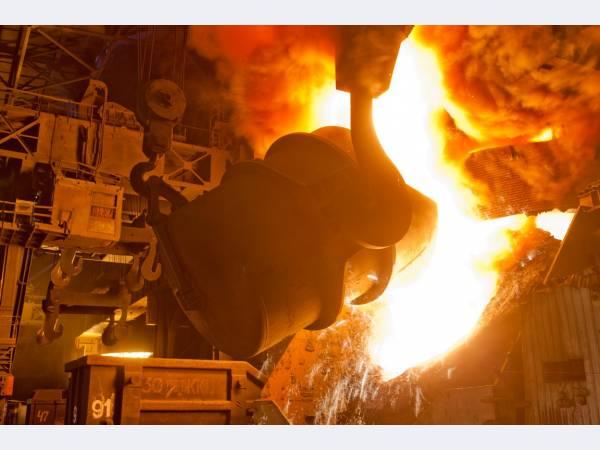 ЕВРАЗ нарастил продажи стальной продукции в первом полугодии