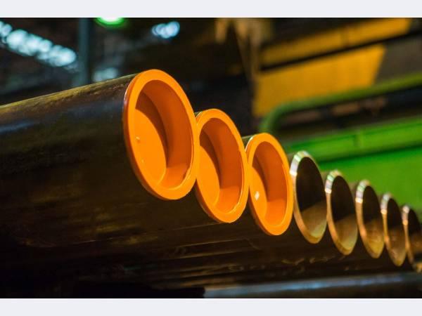 ТМК заключила соглашение о поставке продукции для проекта Амурского газохимического комплекса