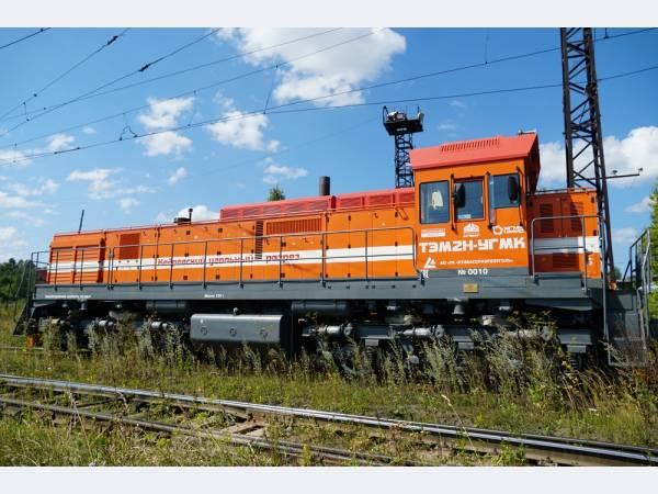 Кузбассразрезуголь обновил локомотивный парк на 18 тепловозов