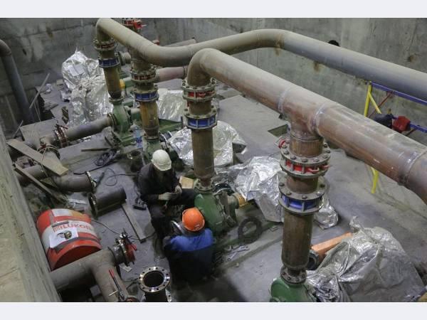 На ОЭМК приступили к испытаниям оборудования шаропрокатного стана