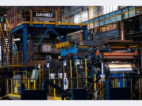 НЛМК увеличит выпуск оцинкованного проката для строительной отрасли