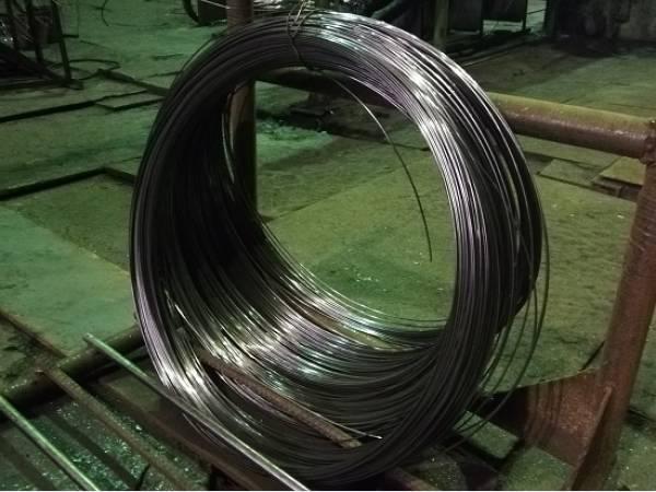 Златоустровский металлургический завод освоил выпуск новой сварочной проволоки