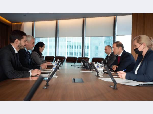 В Минпромторге России обсудили промышленный потенциал Республики Коми