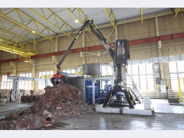 Уралэлектромедь переработало рекордное количество цветного лома