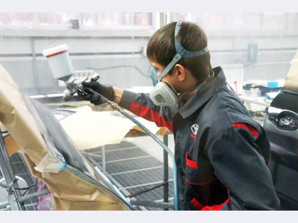 Лакокрасочную отрасль спасет инновационное развитие