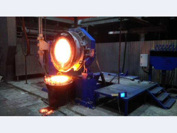 Производство литейного оборудования на