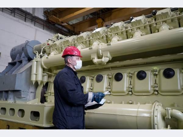 ТМХ к 2023 году будет ремонтировать до 500 двигателей ежегодно