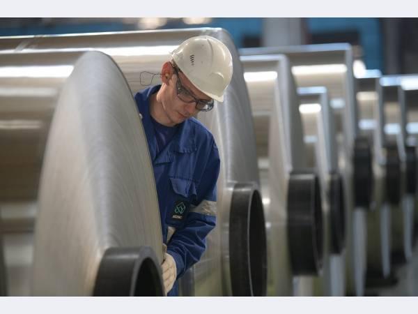 Изменение структуры спроса на алюминиевый прокат