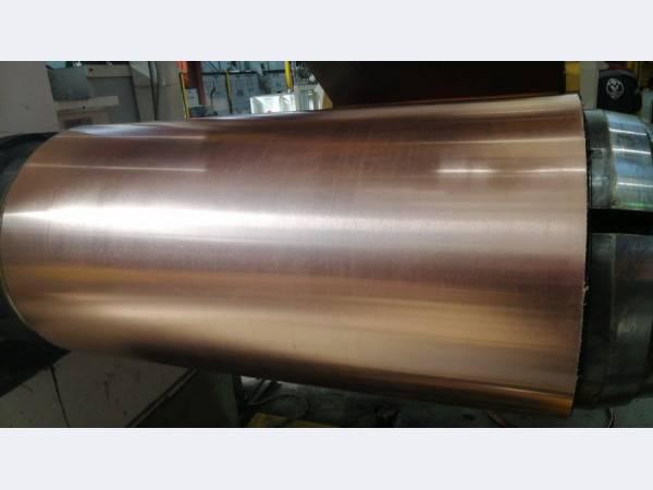 Кировский завод ОЦМ начал производство лент из медных сплавов шириной 1000 мм