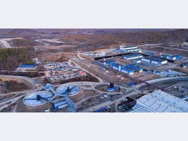 Норникель подписал договор на комплекс строительных работ по Серной программе