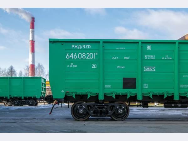 Уралвагонзавод изготовит до 2 тыс. полувагонов по новому контракту
