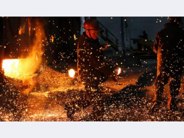 В правительстве РФ обсудили с металлургами рост цен и демпфер на железорудное сырье