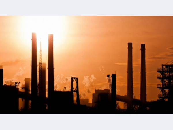 ЕВРАЗ представил стратегию по сокращению выбросов парниковых газов