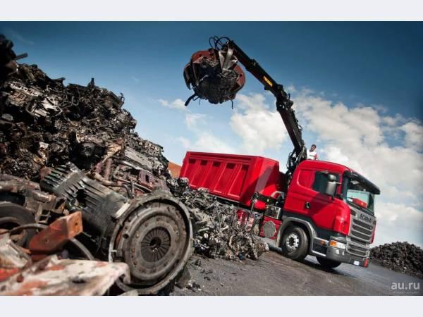 Минпромторг предлагает удвоить пошлины на экспорт лома черных металлов