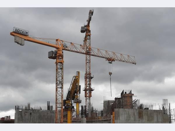 Власти Москвы: рост цен на стройматериалы в РФ продолжается