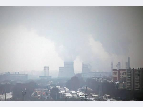 В Челябинской области заявили о снижении промышленных выбросов