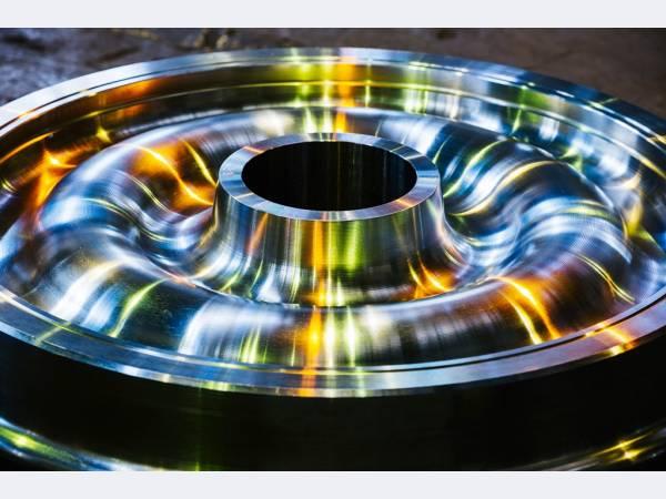 ЕВРАЗ создает железнодорожное колесо с ресурсом пробега более 1 млн км