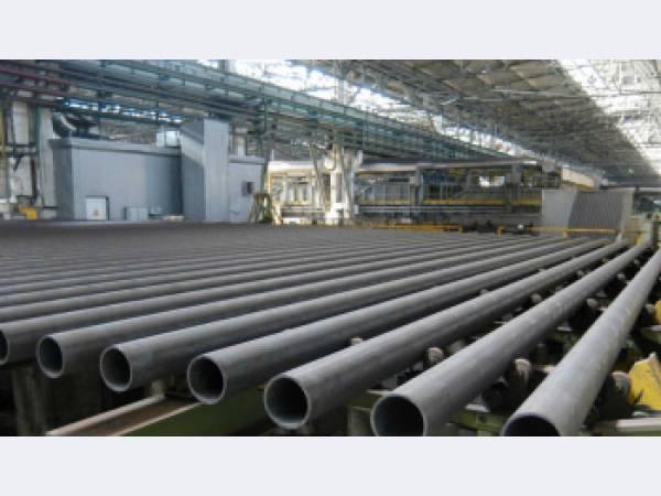 Таганрогский металлургический завод отгрузил в мае более 42 тысяч тонн труб
