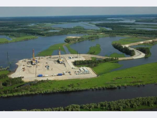 На Самотлорском месторождении создаются новые объекты нефтедобычи