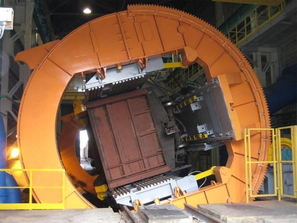 Уралмаш-Горное оборудование приступил к изготовлению вагоноопрокидывателей для компании Эколант