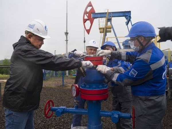 В Кузбассе стартовало строительство завода по сжижению метана угольных пластов