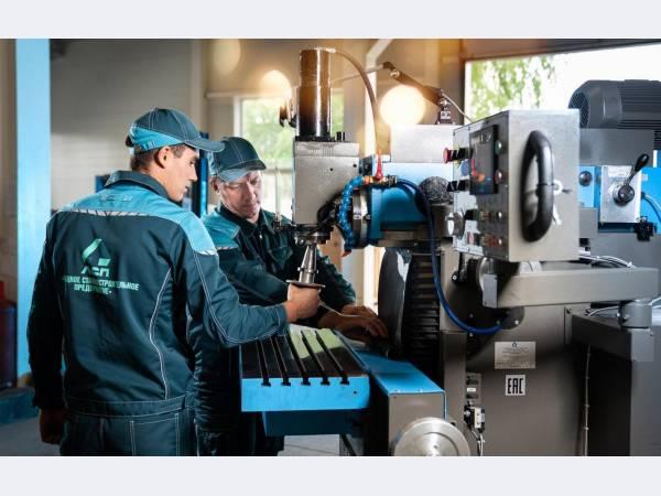 «Липецкое станкостроительное предприятие» запускает второй сборочный цех