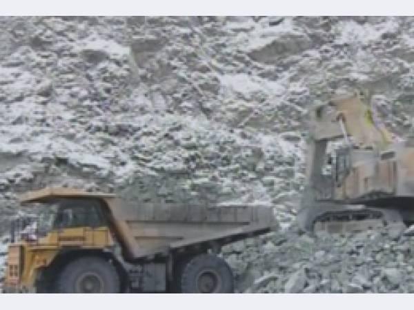 Объем добычи золота в Магаданской области вырос на 9%
