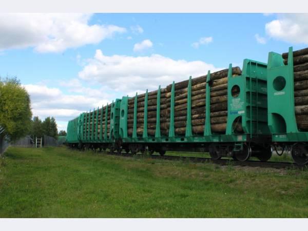 ОВК поставит Kronospan 500 вагонов различных типов