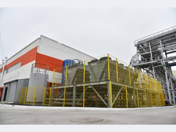 Челябинский цинковый завод строит новую компрессорную