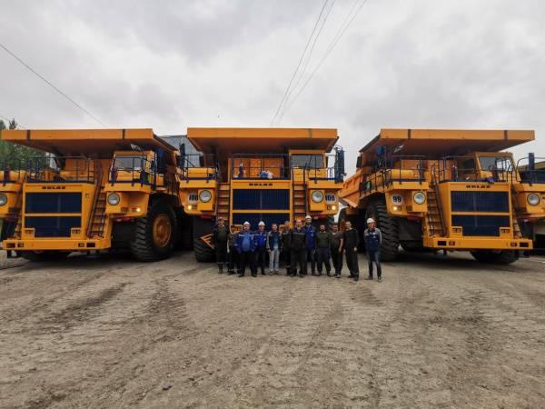 Коршуновский ГОК вложил 700 млн руб. в новую технику